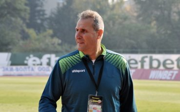 Димитър Димитров: Целта ни е да влезем в шестицата