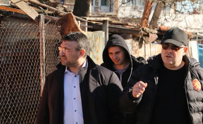 Гешев: Обявяваме война на битовата престъпност (+Снимки)