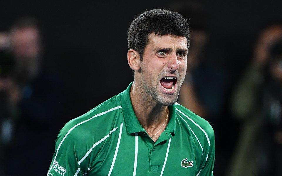 Сърбинът Новак Джокович спечели осмата си титла на Откритото първенство