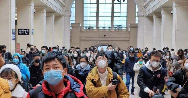 Свят Епидемията от коронавируса излиза от контрол, лекари в Хонконг