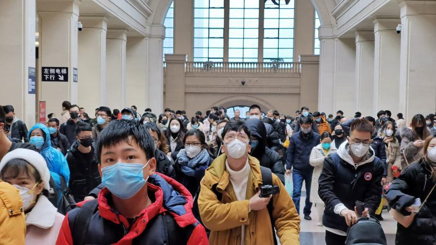 <p>Китай&nbsp;против COVID-19 да бъде наричан &quot;вирусът от Ухан&quot;</p>