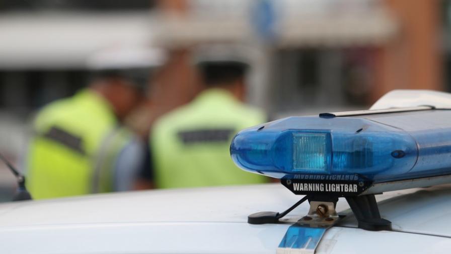 Пиян шофьор катастрофира край Шумен, не видял кръгово кръстовище