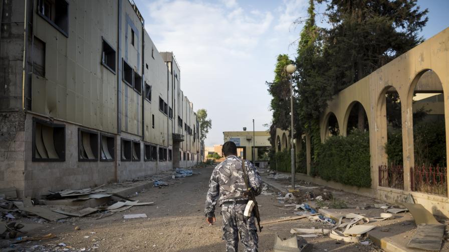 """Какво се случва с """"Ислямска държава"""" след смъртта на Багдади"""