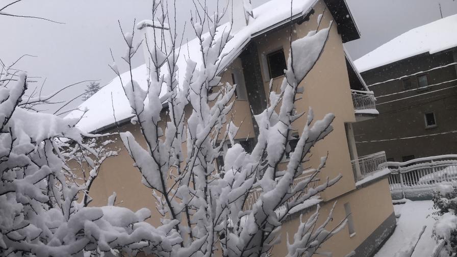 Сняг и виелици, Стара Загора поиска помощ от армията