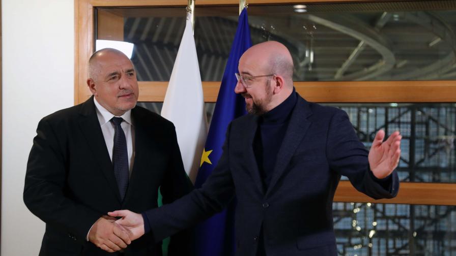 Борисов в Брюксел: Зелената сделка е голям проблем за България