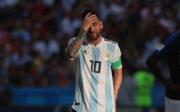 Креспо: Футболът е длъжник на Лео Меси