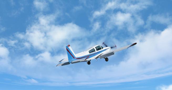Свят Малък самолет се разби в Луизиана, трима загинаха Той