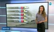 Прогноза за времето (09.02.2020 - централна емисия)