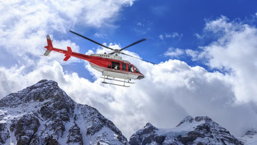 Ще се сдобие ли България отново с медицински хеликоптер (+Видео)