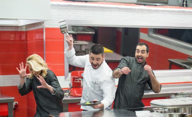 Хиляди кандидати за място в третия сезон на Hell's Kitchen България