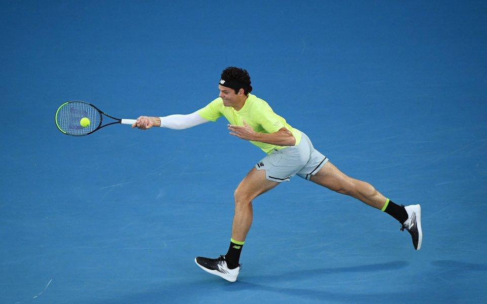 Канадският тенисист Милош Раонич сподели своите амбиции за 2020 година.