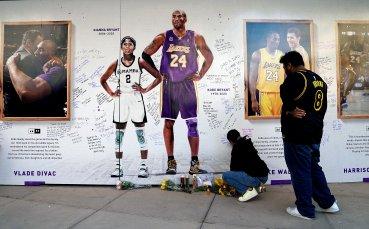 Коби Брайънт ще бъде приет посмъртно в Залата на славата на НБА