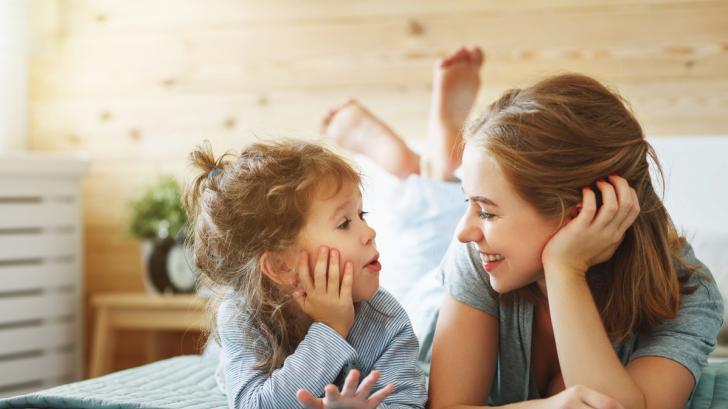 10 закона за общуването с децата
