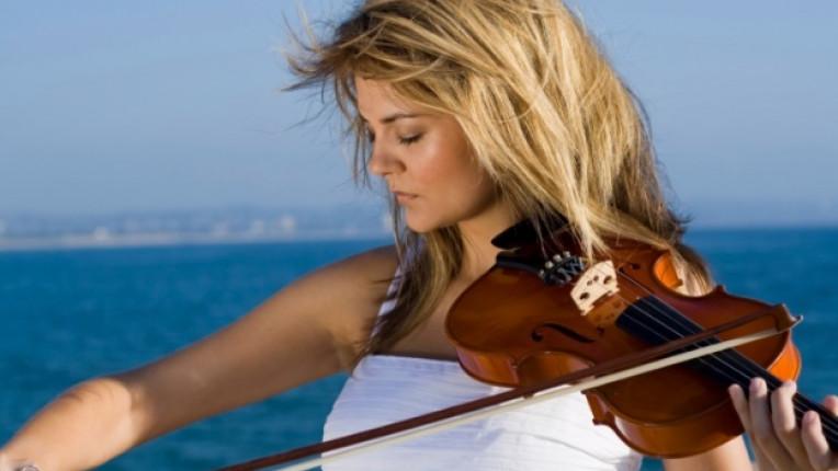 музика цигулка класическа музика