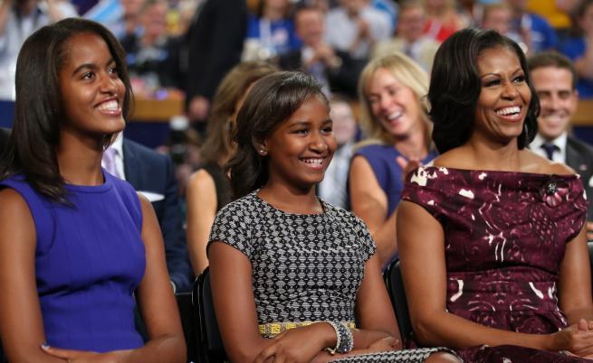 Какъв съвет дава Мишел Обама на дъщерите си
