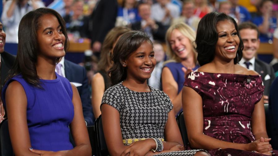 <p>Какъв&nbsp;съвет&nbsp;дава <strong>Мишел Обама</strong> на <strong>дъщерите </strong>си</p>