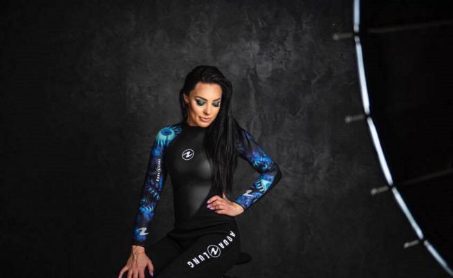 Дива и красива: българката, която поставя рекорди и изумява света