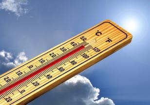 Температурен рекорд в Индия