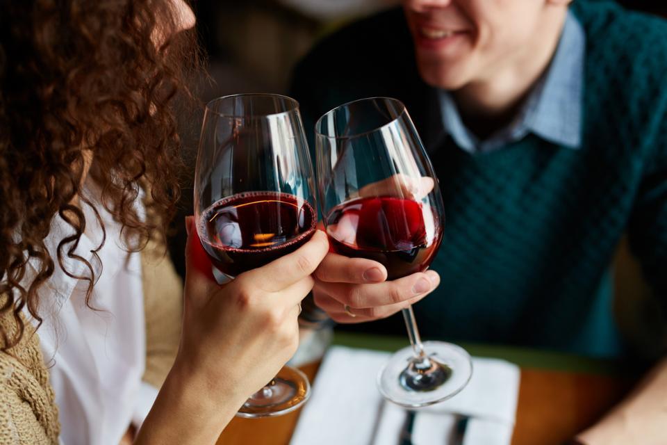 вино любов