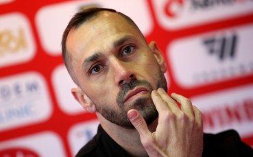 Капитанът на ЦСКА за кадрите: Отборът не тренира, играчите са се засекли случайно