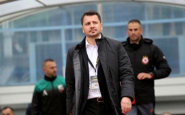 Крушчич: Бяхме по-добрият отбор, нямахме късмет