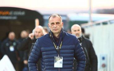 Здравков: Доволен съм от играта, ще се подобряваме още