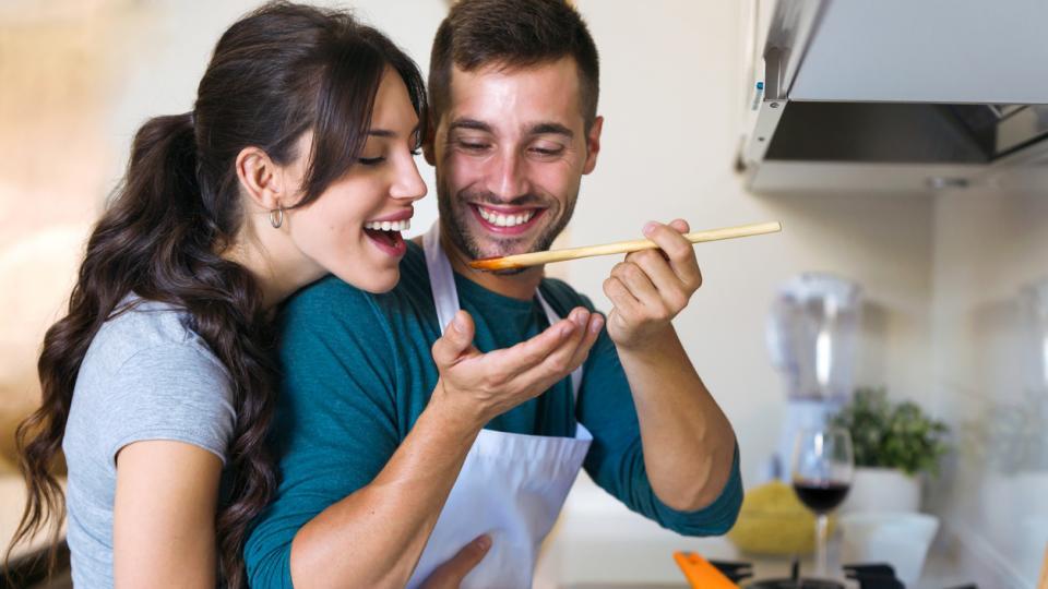 двойка любов кухня
