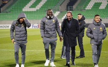 Преди Лудогорец - Интер - 1/16-финал в Лига Европа
