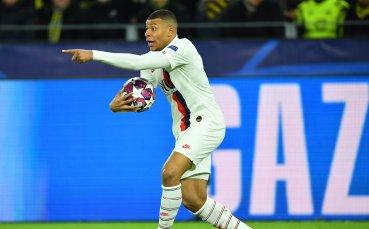 Мбапе получи признание от Роналдо