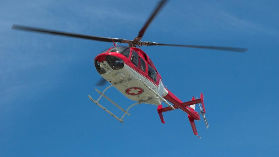 <p>Кога ще има медицински хеликоптер у нас</p>