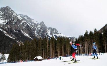 Норвегия дублира световната си титла в единичната смесена щафета в биатлона