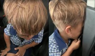 Знаменитости се обединиха в подкрепа на тормозено 9-годишно дете