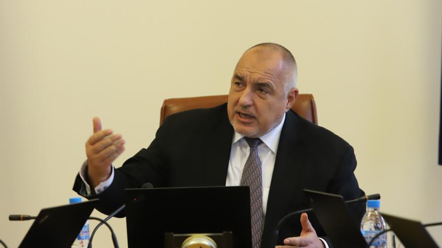 Борисов: Заради коронавируса България губи десетки милиони всеки ден