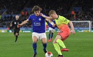 НА ЖИВО: Лестър Сити — Манчестър Сити, много скорост в мача