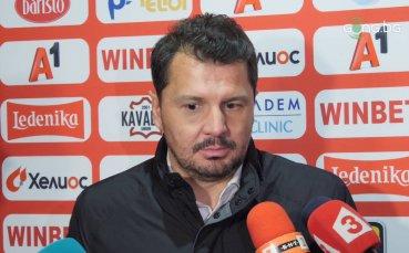 Крушчич: ЦСКА ще пусне националите си
