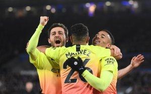Ман Сити изстрада успеха срещу Лестър дни преди Реал
