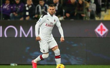 Откупуването на Ребич ще е деликатно за Милан