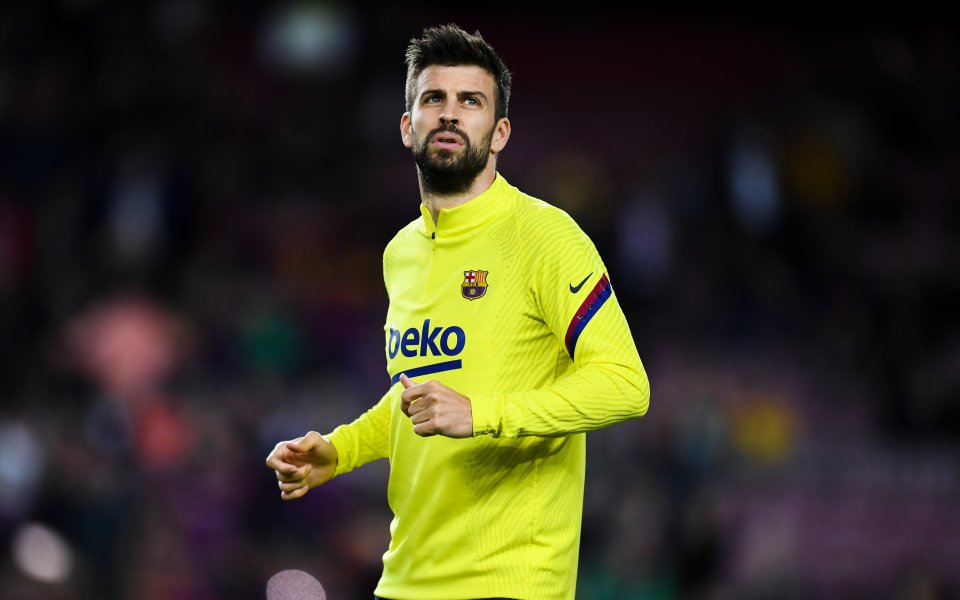 Бранителят на Жерард Пике ще играе за Барселона при гостуването