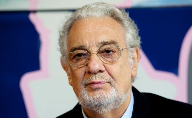 Пласидо Доминго се извини на жените, обвинили го в сексуален тормоз