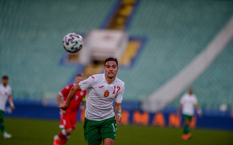 Българскиятнационал - Георги Миланов разкри, че на този етап остава