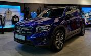 <p>Mercedes GLB дебютира у нас</p>