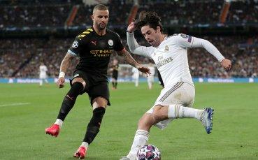 ШЛ: Битката на големите, Сити срещу Реал