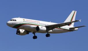 Учениците, прибрани с правителствения самолет, са под карантина
