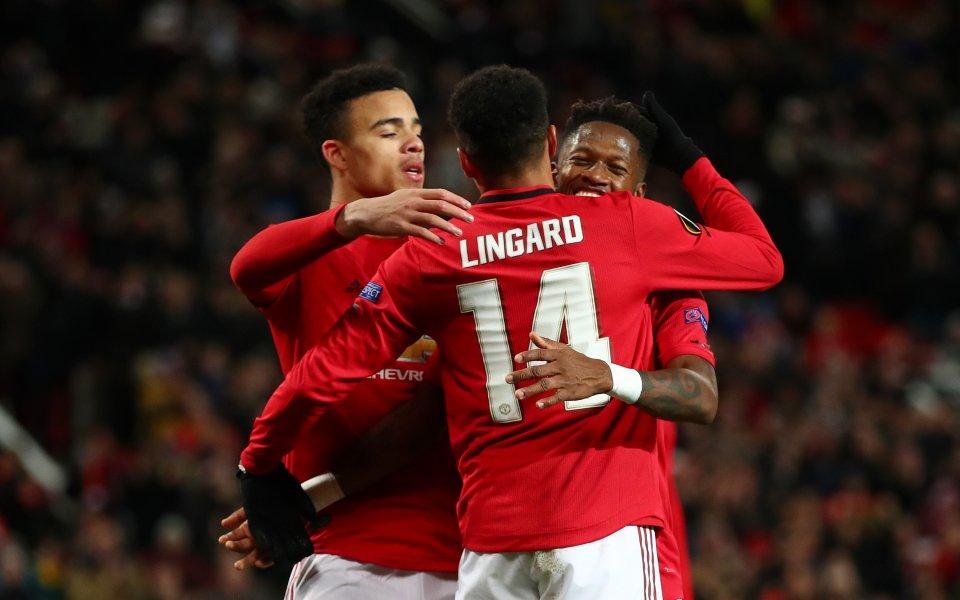 Манчестър Юнайтед победи категорично с 5:0 Брюж в мач реванш