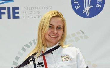 Невероятен успех, Йоана Илиева стана европейска шампионка на сабя