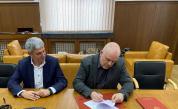 Главният прокурор Иван Гешев и председателят на Конфедерацията на независимите синдикати в България /КНСБ/ Пламен Димитров подписаха Меморандум за разбирателство и сътрудничество.