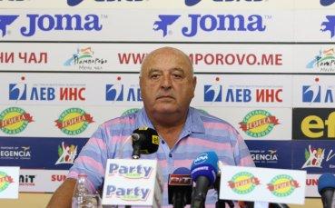 Венци Стефанов: Георгиев разтрогна и отиде без пари в Левски