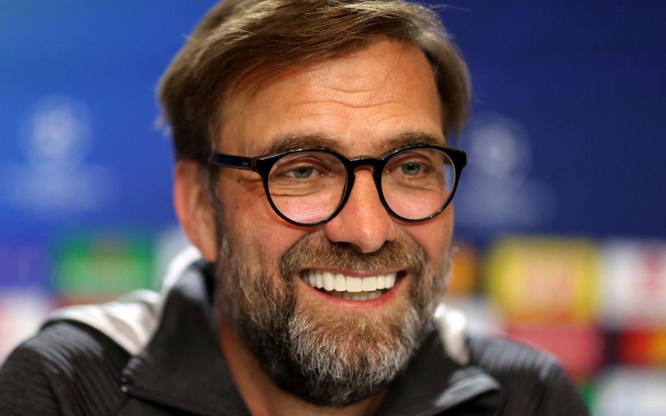 Мениджърът на Ливърпул Юрген Клоп сподели, че прогресът при контузените