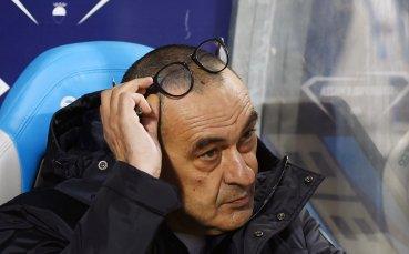 Сари пред уволнение при провал срещу Интер