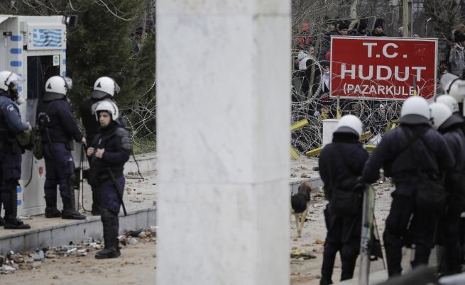 Атина: Никой не може да премине гръцките граници